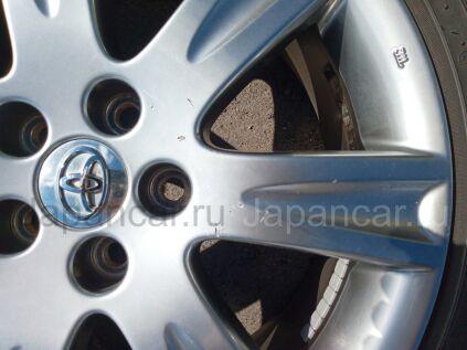 Диски 18 дюймов Toyota ширина 7.5 дюймов вылет 39 мм. б/у в Челябинске