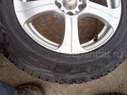 Зимние шины Bridgestone Blizzak dm-v1 225/65 17 дюймов б/у в Челябинске