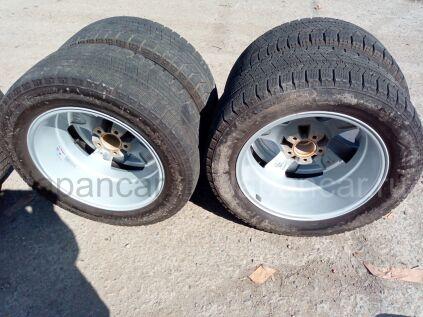 Зимние шины Bridgestone Blizzak vrx 235/55 17 дюймов б/у в Челябинске
