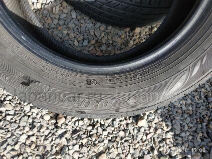 Летниe шины Dunlop Enasave ec300 215/60 16 дюймов б/у в Уссурийске