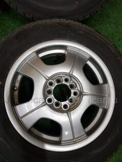 Зимние колеса Dunlop 195/65 15 дюймов ширина 6.5 дюймов вылет 45 мм. б/у во Владимире