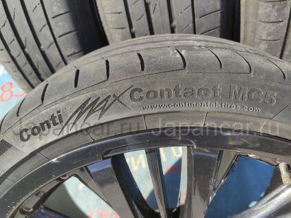 Летниe шины Continental Contimaxcontact mc5 225/35 20 дюймов б/у в Новосибирске
