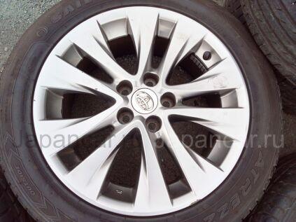 Диски 18 дюймов Toyota ширина 7.5 дюймов вылет 45 мм. б/у в Челябинске