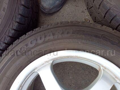 Зимние шины Yokohama Ig50 205/65 16 дюймов б/у в Челябинске