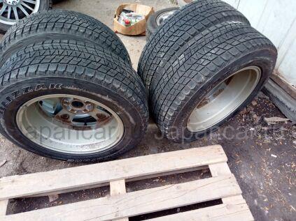 Диски 17 дюймов Toyota ширина 7 дюймов вылет 45 мм. б/у в Екатеринбурге