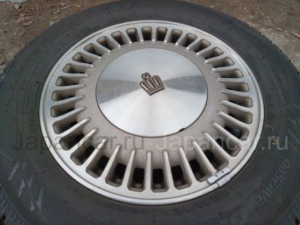 Диски 15 дюймов Toyota ширина 6.5 дюймов вылет 15 мм. б/у в Челябинске