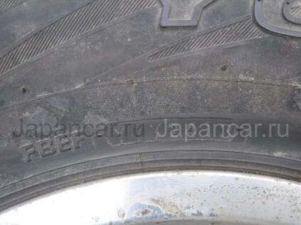 Летниe колеса Toyota Hilux surf 265/70 15 дюймов б/у во Владивостоке