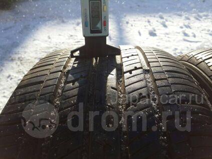 Летниe шины Kumho Kh18 215/60 16 дюймов б/у в Новосибирске