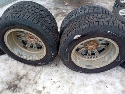 Зимние шины Yokohama Ig60 215/65 16 дюймов б/у в Челябинске