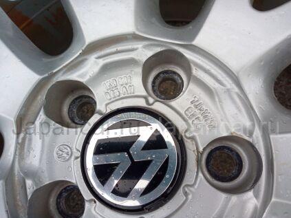 Диски 17 дюймов Volkswagen ширина 7 дюймов вылет 54 мм. б/у в Челябинске