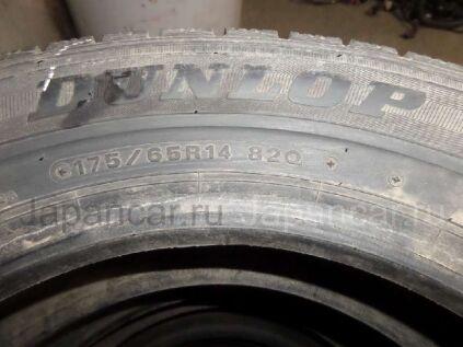 Зимние шины Dunlop Dsx 175/65 14 дюймов б/у в Новосибирске