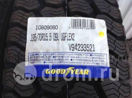 Зимние шины Japan Goodyear flexsteel 2 195/70 155 дюймов новые во Владивостоке
