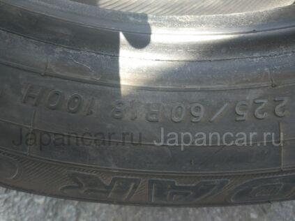 Летниe шины Yokohama Geolandar g91 225/60 18 дюймов б/у в Новосибирске