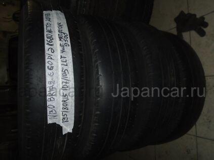 Летниe колеса Bridgestone Ecopia r680 195/80 15 дюймов Япония б/у в Артеме