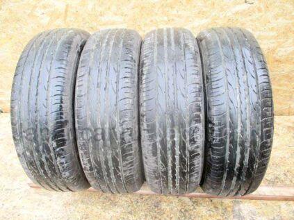 Летниe шины Dunlop 205/70 15 дюймов б/у в Москве