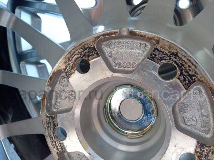 Диски 17 дюймов Bridgestone ширина 7 дюймов вылет 38 мм. б/у в Челябинске