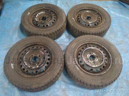 Зимние колеса Dunlop Dsx 195/65 15 дюймов Honda вылет 4 мм. б/у в Барнауле