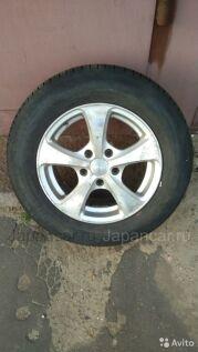 Летниe колеса Pirelli 205/65 15 дюймов ширина 6 дюймов вылет 45 мм. б/у в Тамбове