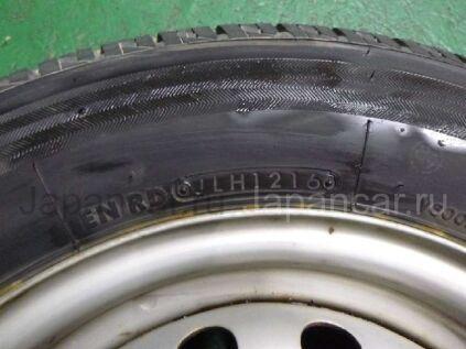 Летниe шины Bridgestone V600 165/- 13 дюймов б/у во Владивостоке