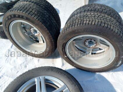 Зимние шины Maxxis Arctictrekker 225/55 17 дюймов б/у в Челябинске
