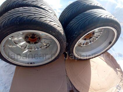 Летниe шины Nankang Ultra sport ns-2 225/40 18 дюймов б/у в Челябинске