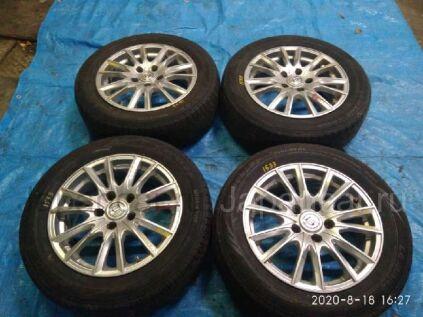 Летниe колеса Dunlop Sp sport lm70 205/60 16 дюймов Aphrodite вылет 5 мм. б/у в Барнауле