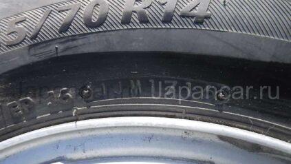 Летниe колеса Toyota Carib 185/70 14 дюймов б/у во Владивостоке