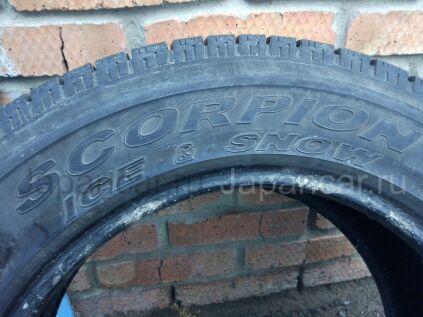 Зимние шины Pirelli Scorpion ice snow 225/65 17 дюймов б/у в Новосибирске