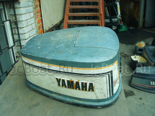 капот двигателя YAMAHA 1985 года
