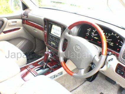 Руль на Toyota Land Cruiser в Новосибирске