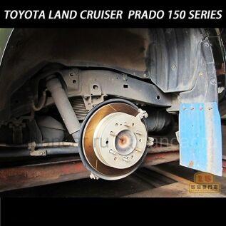 Тормозные системы на Toyota Land Cruiser Prado во Владивостоке