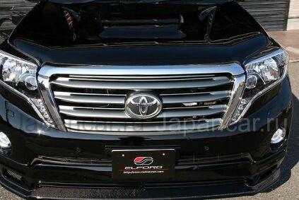 Капот на Toyota Land Cruiser Prado во Владивостоке