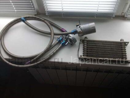 Радиатор масляный на Nissan Skyline во Владивостоке
