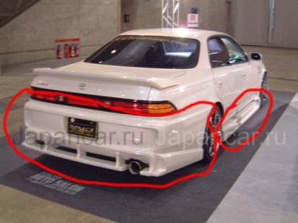 Комплект аэрообвесов на Toyota в Артеме