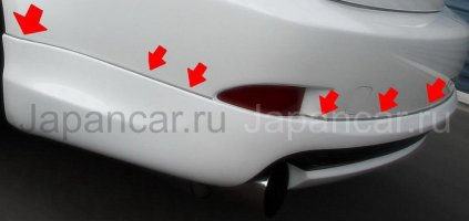 Комплект аэрообвесов на Toyota в Обнинске
