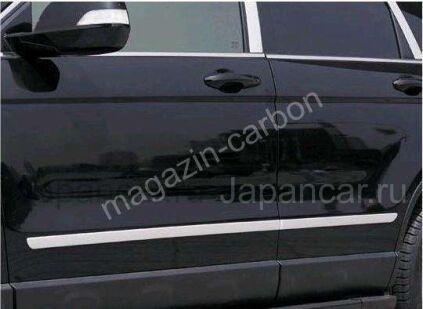 Накладки на двери на Honda CR-V в Уссурийске