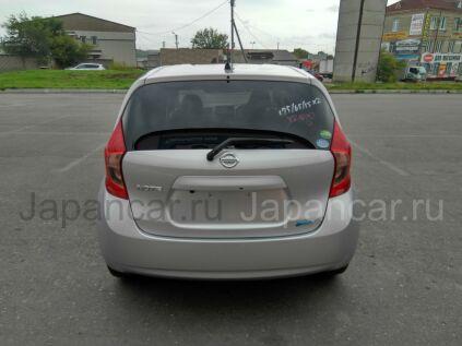 Nissan Note 2012 года в Уссурийске