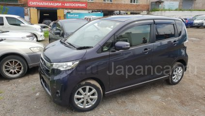 Mitsubishi EK Custom 2013 года в Японии, TOYAMA