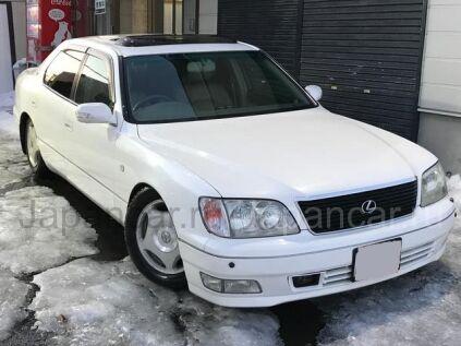 Toyota Celsior 1998 года во Владивостоке