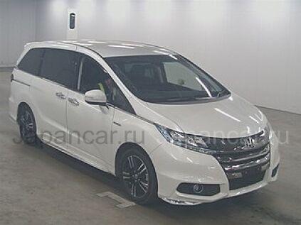 Honda Odyssey 2016 года во Владивостоке