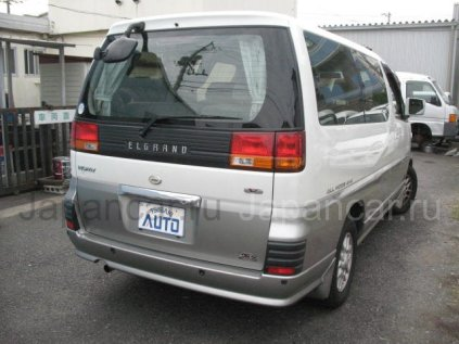 Nissan Elgrand 1999 года в Японии, TOTTORI