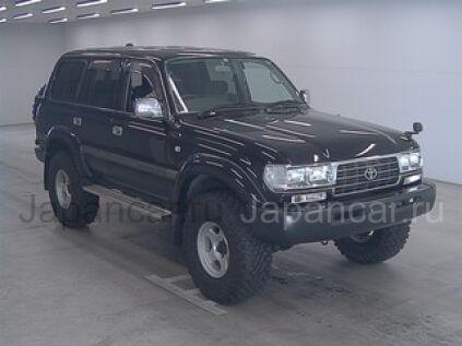 Toyota Land Cruiser 1997 года во Владивостоке