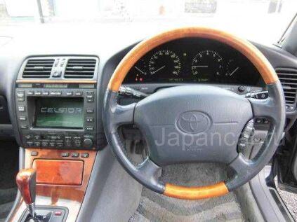 Toyota Celsior 1999 года в Японии, TOYAMA