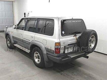 Toyota Land Cruiser 80 1996 года во Владивостоке