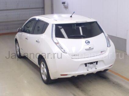 Nissan Leaf 2014 года во Владивостоке