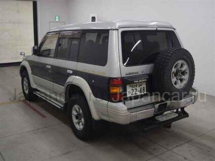 Mitsubishi Pajero 1994 года во Владивостоке
