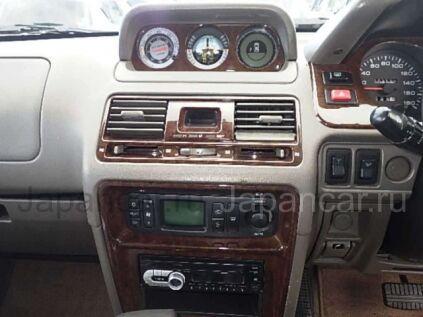 Mitsubishi Pajero 1997 года во Владивостоке