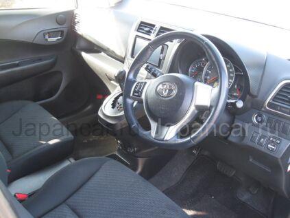 Toyota Ractis 2013 года в Уссурийске