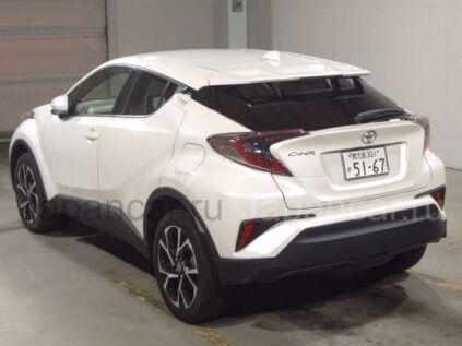 Toyota C-HR 2016 года во Владивостоке