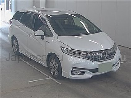 Honda Shuttle 2019 года во Владивостоке